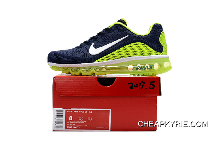 detailed look 7dc6f 3ea05 Men Nike Air Max 2017.5 Running Shoes KPU SKU 191978-263 Latest