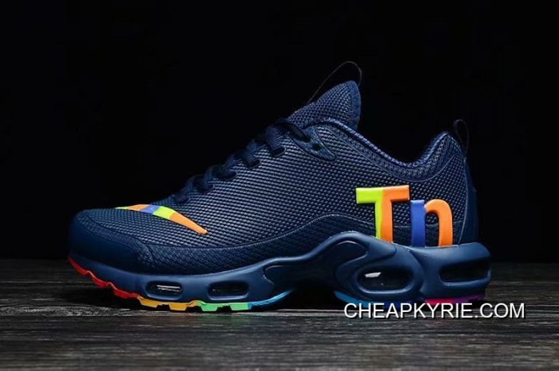 sale retailer 213fa 09ca8 New Release Men Nike Mercurial Air Max Plus TN Running Shoes KPU SKU 78857-