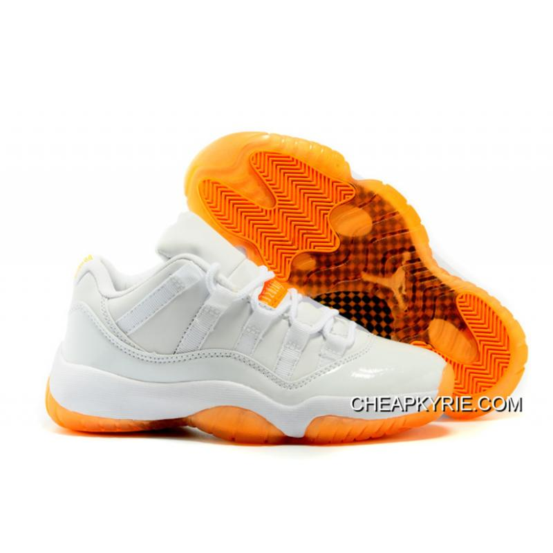 nike air jordan 11 low citrus nz