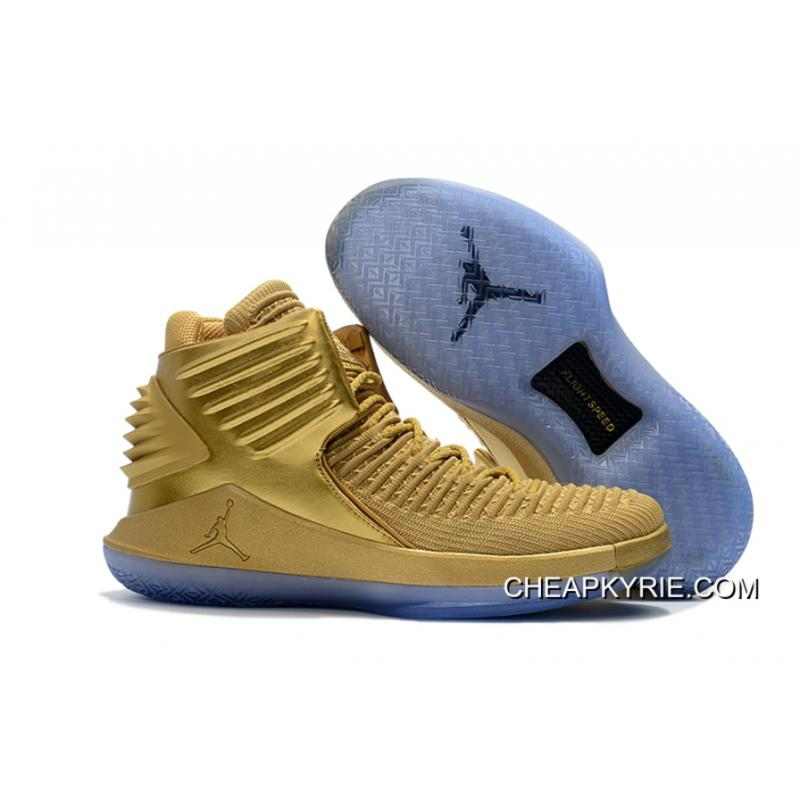 Super Deals 2018 Air Jordan 32 Yellow Purple