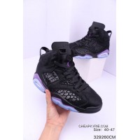Authentic Men Basketball Shoes Air Jordan VI Rings SKU:149733-348