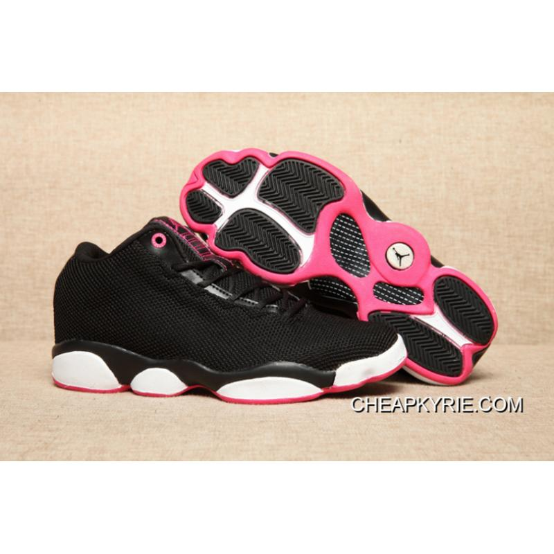 "Air Jordan Horizon AJ13 Low GS ""Vivid Pink"" Best ..."