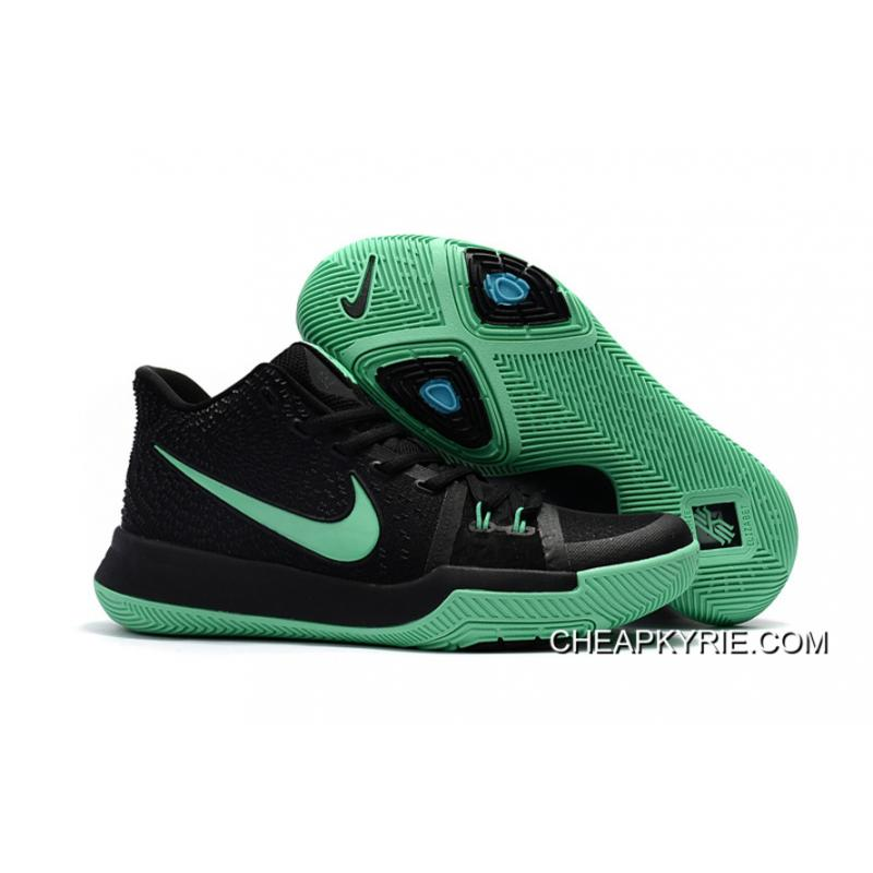 5af6c174c4ba ... Girls Nike Kyrie 3 Black Grass Green Best .