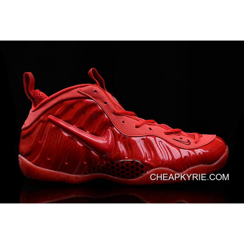 Gym Red Black Nike Air Foamposite Pro Top Deals