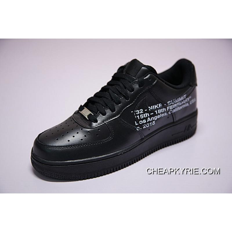 ba1b835dcb71 ... Virgil Abloh Designer Brand Independent Super Limited Off White X Nike  Air Force 1 Low All ...