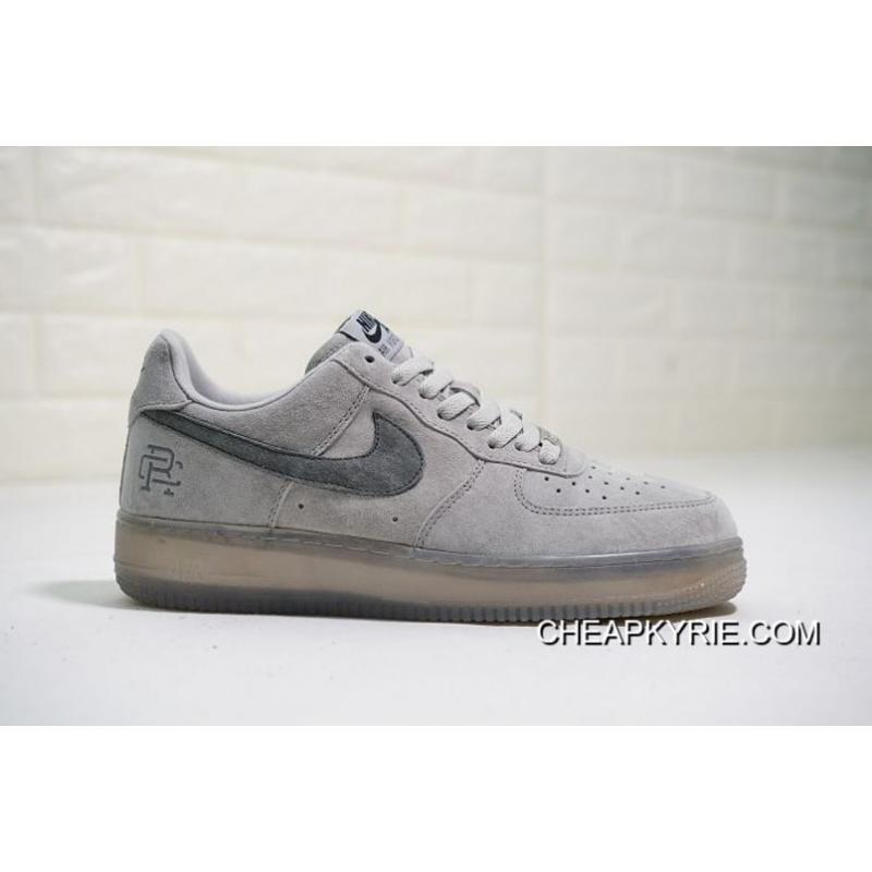newest 58745 032db Where To Buy Men Reigning Champ X Nike Air Force 1 Low 07 SKU:162150-342