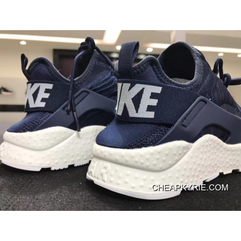 5722c64d41d Nike Air Huarache Run UL TRA 3 Neutral Electronic Embroidery Face Running  Shoes Size 859511-401 Outlet