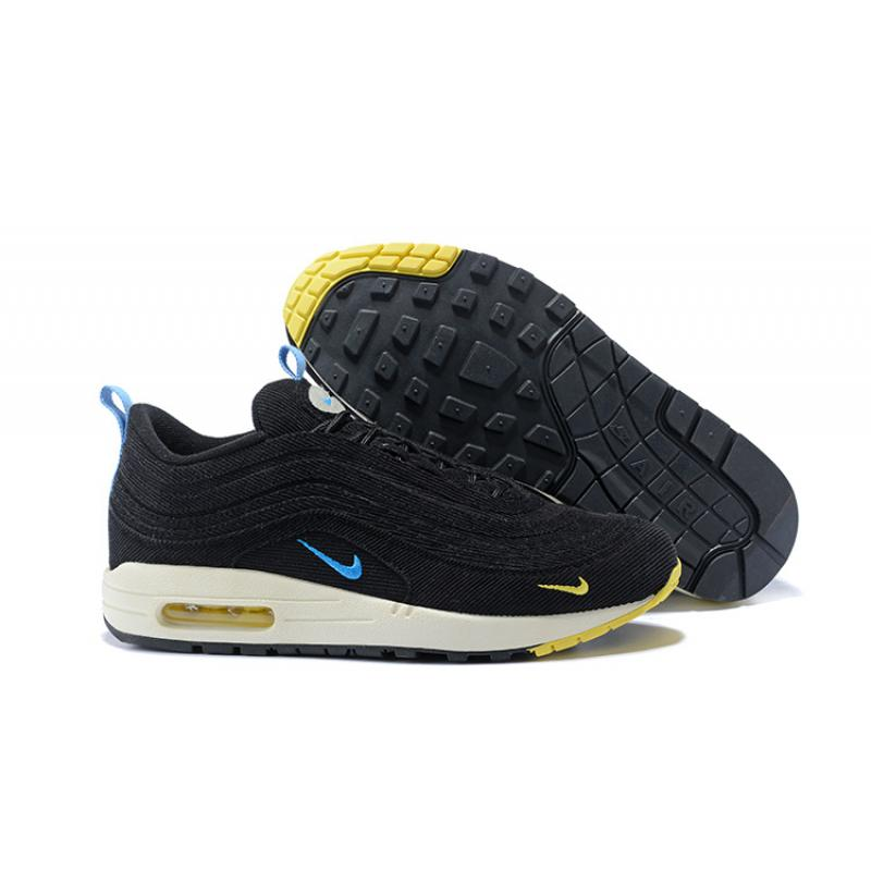 new product a8f16 f2a9b Discount Men Nike Air Max 97 X Air Max 1 Sean Wotherspoon SKU:198136-263