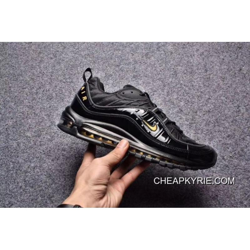 6c9702e0f85 Men Supreme X NikeLab Air Max 98 Running Shoe SKU99771221 Top Deals