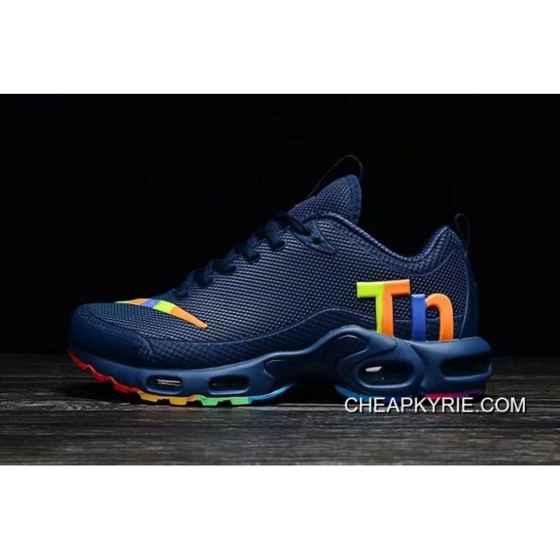 huge selection of 8a8df b44c3 New Release Men Nike Mercurial Air Max Plus TN Running Shoes KPU  SKU:78857-495