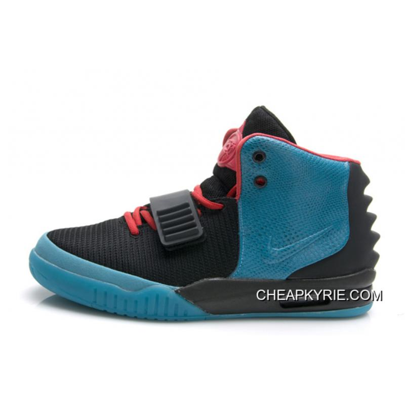 Authentic Store Mens Nike Air Yeezy 2 South Beach Glow in the Dark Sole Mens Nike Mens Nike Air Yeezy
