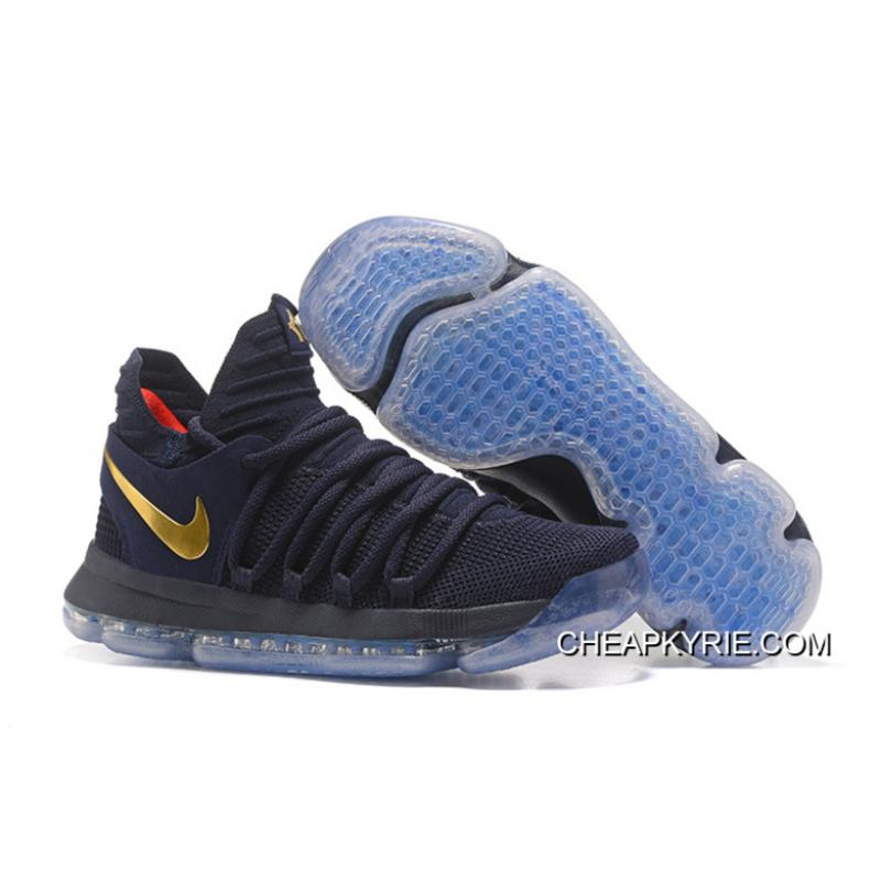 """Best Nike KD 10 """"Olympic Gold Medal"""" ..."""