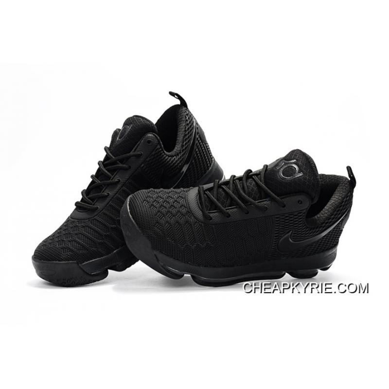 finest selection 0975d 7b1a1 ... Nike KD 9 All Black Basketball Shoes Copuon Code ...