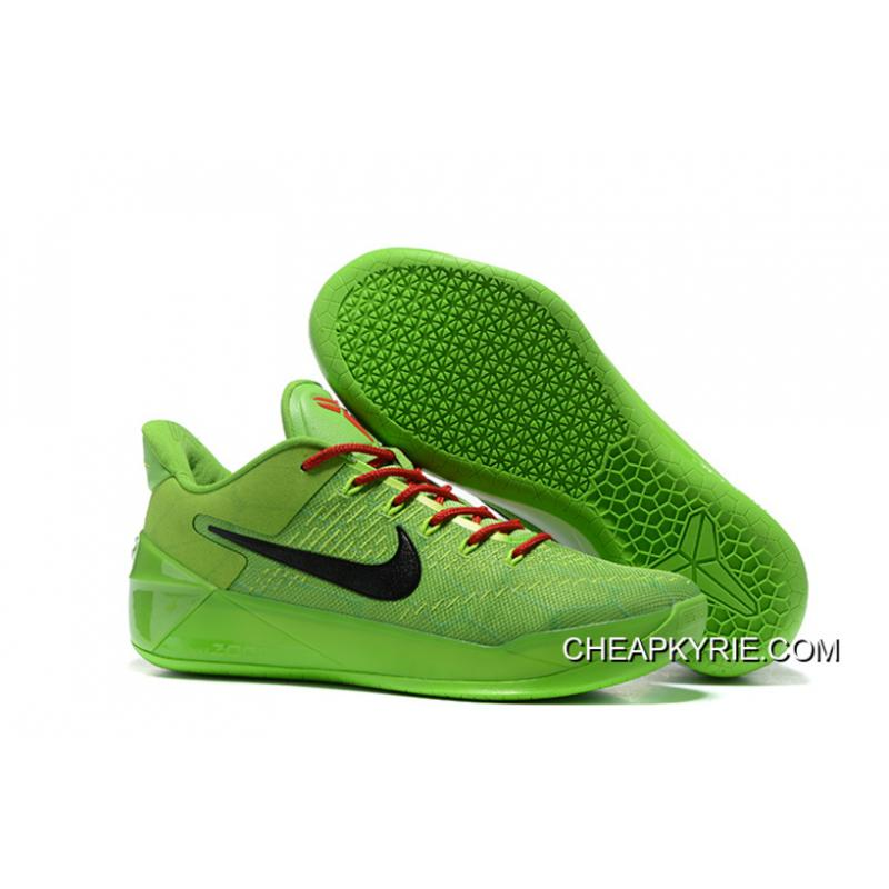 "Nike Kobe 12 A.D. ""Grinch"" Authentic ..."