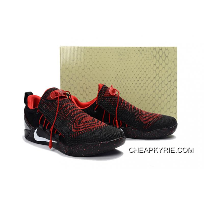 huge selection of 2510a 505f5 ... low cost nike kobe a.d. nxt black red best 892f7 060e0