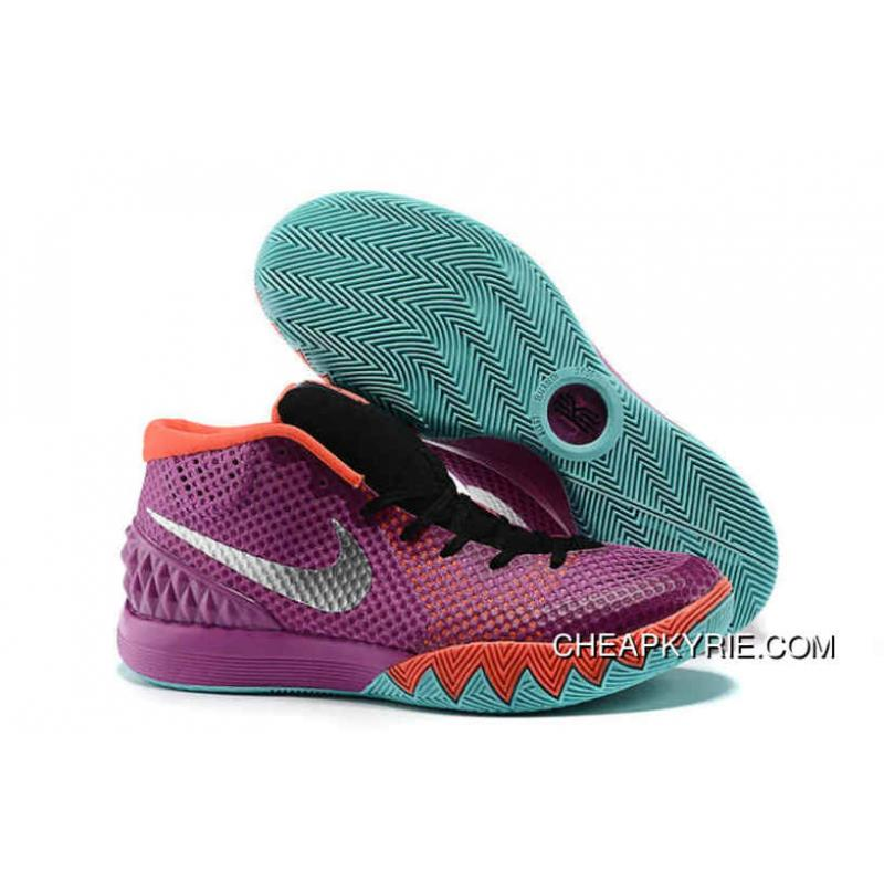 Cheap Original Nike Kyrie 1 Fireberry