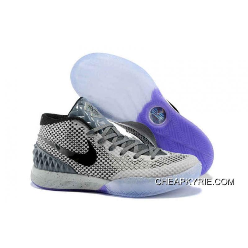 Nike Kyrie 1 Basketball Shoes All Star Dark Grey Multi-Color Discount ...