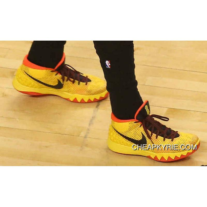 Nike Kyrie 1 Yellow PE For Sale