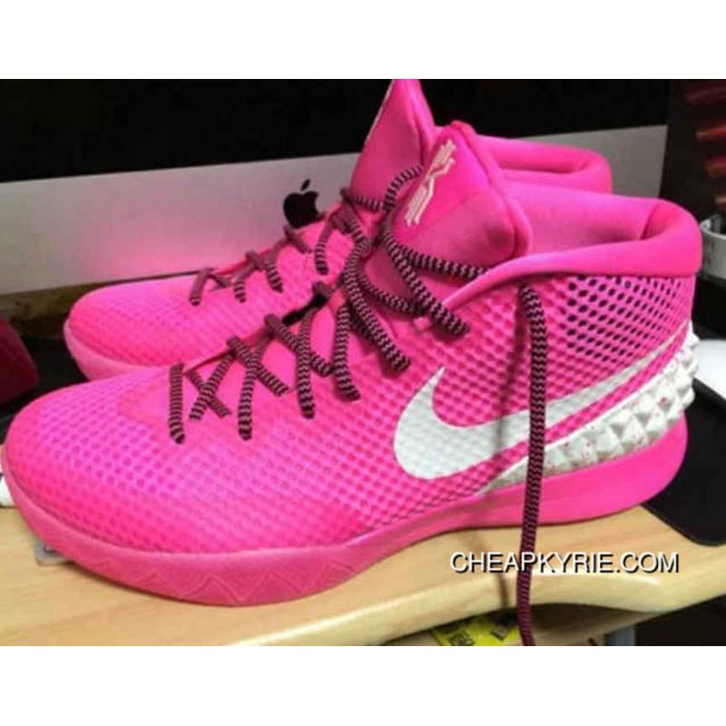Authentic Nike Kyrie 1 Think Pink