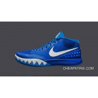 824fa130245f Nike Kyrie 1 ID Game Royal Blue White New Style