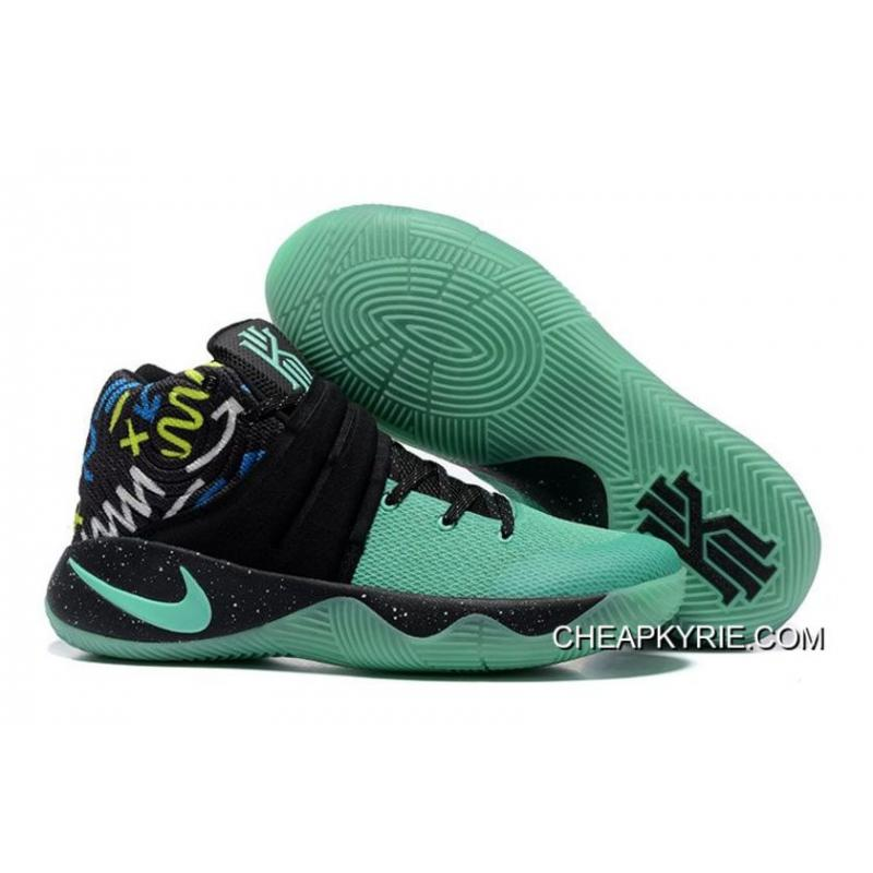 various colors 4f9ba 15c17 ... buy kyrie 2 mint green glow in the dark 05d13 4049d