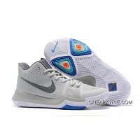 """new style 3cc79 f0e65 Nike Kyrie 3 """"Wolf Grey"""" Top Deals"""