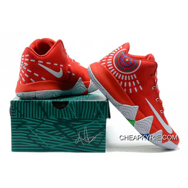 e3263626f08 ... low price nike kyrie 4 mens basketball shoes red lastest 7d72a bee1b