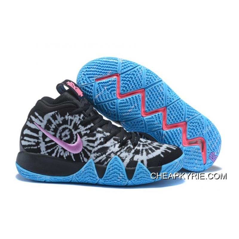 "All-Star Nike Kyrie 4 ""Tie Dye"" Venice Beach Free Shipping ..."