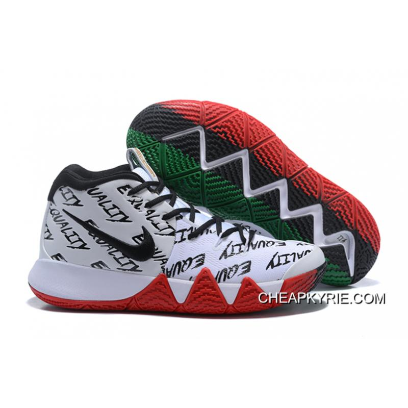 "For Sale Nike Kyrie 4 ""BHM"" Equality Multi-Color ..."