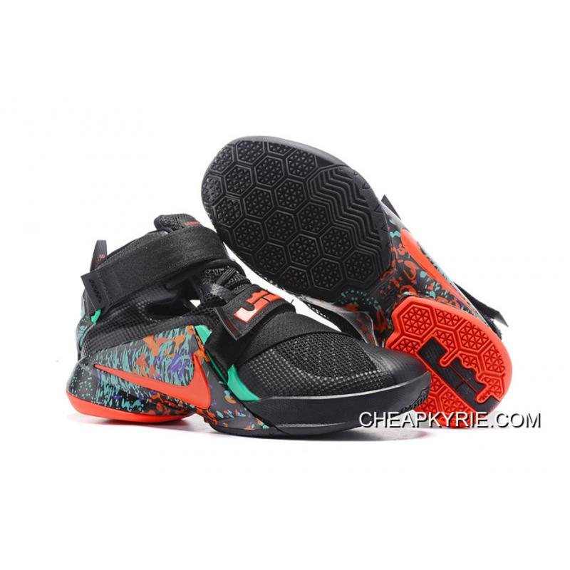 """28338ca6b5e Nike LeBron Soldier 9 """"All-Star"""" Free Shipping ..."""