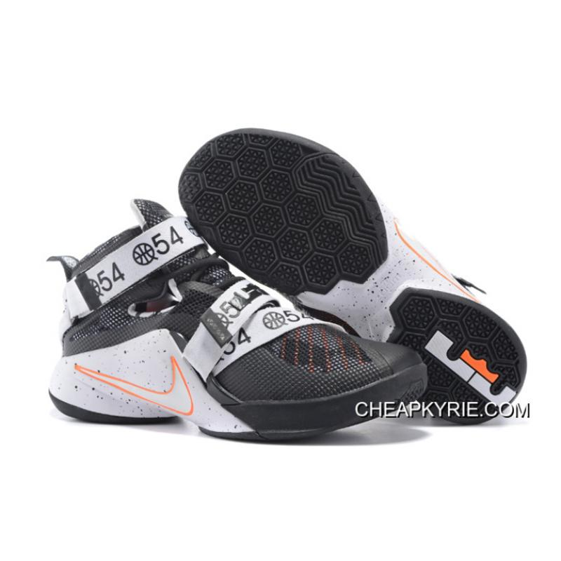 a2a9f77a4e4 Men LeBron Soldier 9 Nike Basketball Shoes SKU 23967-356 Tax Free ...