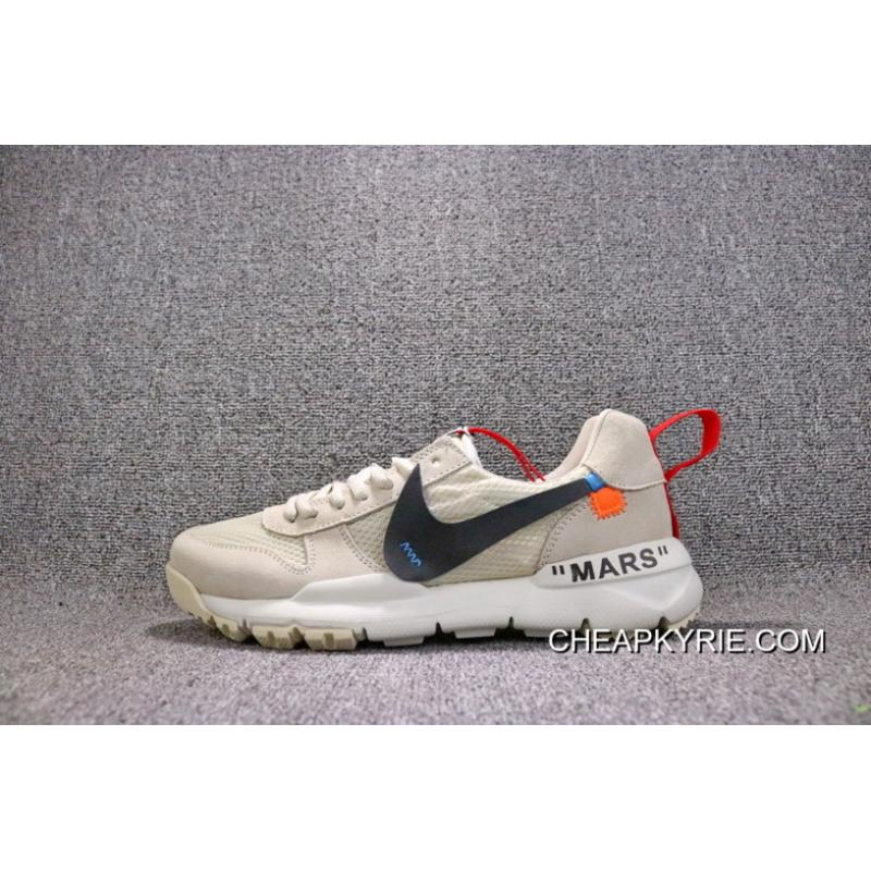 Off White Yard TS NASA Astronauts To Be 20 X Nike Craft Mars Publishing Shoes 36 AA226110044 Top Deals
