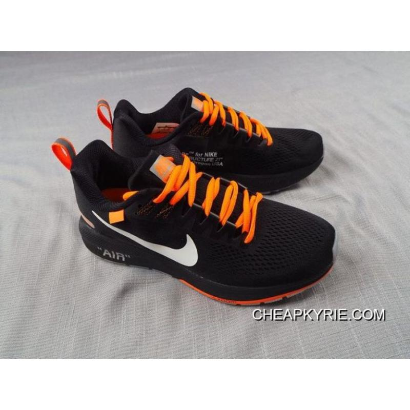 98096750ecac ... Men Off White Virgil Abloh X Nike Air Zoom Structure 21 SKU 154759-291  ...
