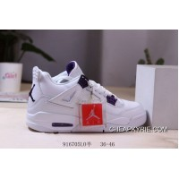Women Sneaker Air Jordan 4 Retro SKU:9294-304 For Sale