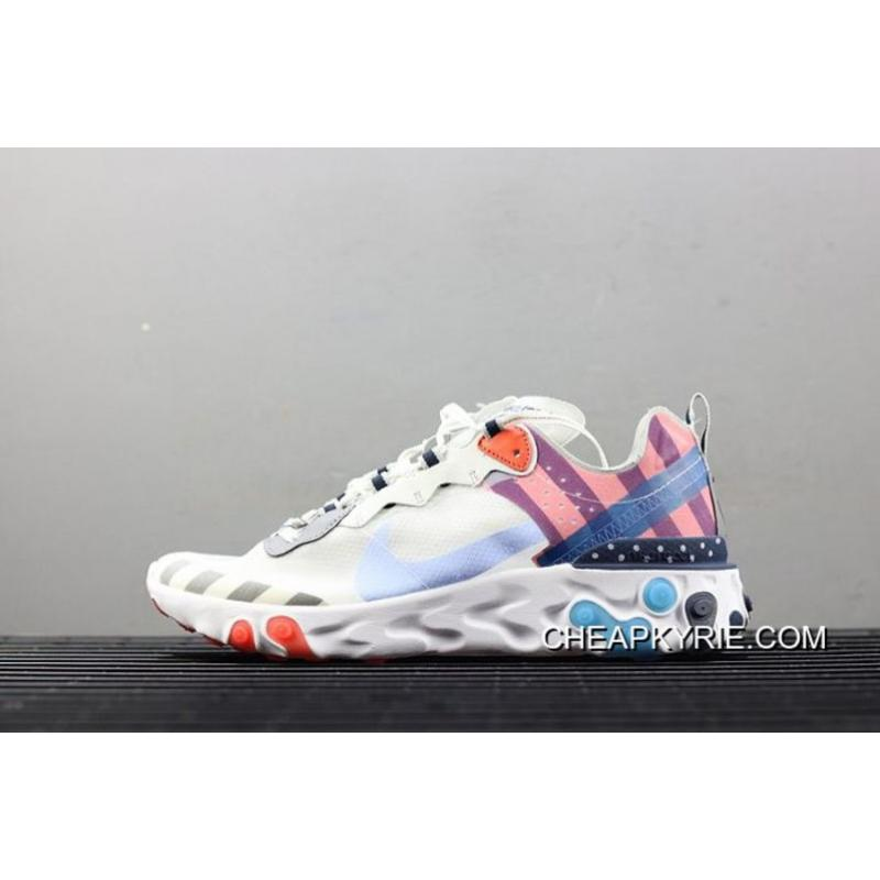 fdf981263633 Women Nike Epic React Element 87 Undercover Sneakers SKU 78415-264 Big  Deals ...