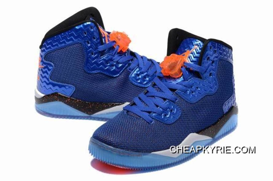 "Jordan Air Spike 40 Forty PE ""Game Royal"" Game Royal/Total Orange-"
