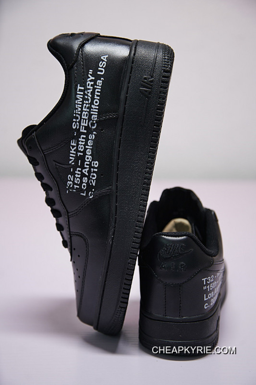 quality design 63479 da708 Virgil Abloh Designer Brand Independent Super Limited Off White X Nike Air  Force 1 Low All
