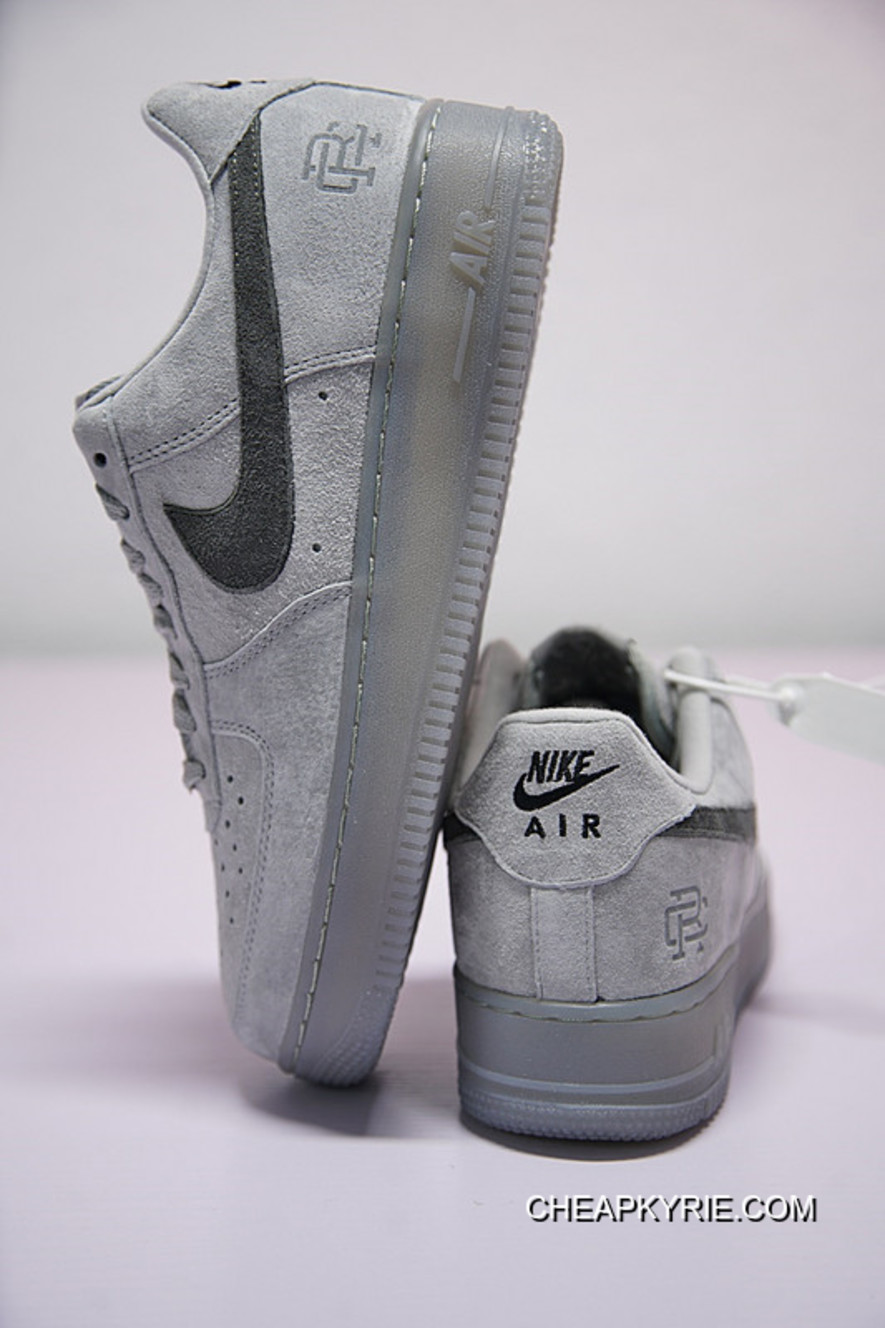 2452e383565 Hot Sale Colorways In Vancouver Canada Brand To Be Reigning Champ X Nike  Air Force 1