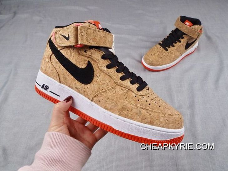 Authentic Men Nike Air Force 1 Mid Cork
