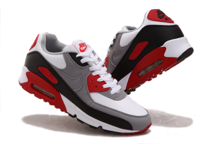 site réputé a67a5 c0051 nike air max 90 rouge and blanc