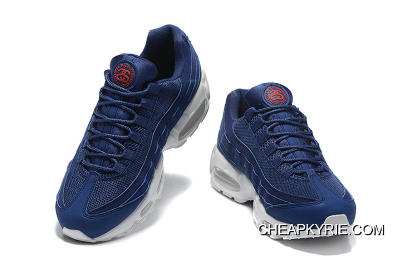 check out c5ded 15c7f Men Running Shoes Stussy X Nike Air Max 95 SKU178383-227 New Style