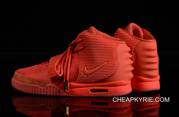 sale retailer 01c27 213f2 Big Discount Kanye West Nike Air Yeezy 2 Red October SKU 125409-211