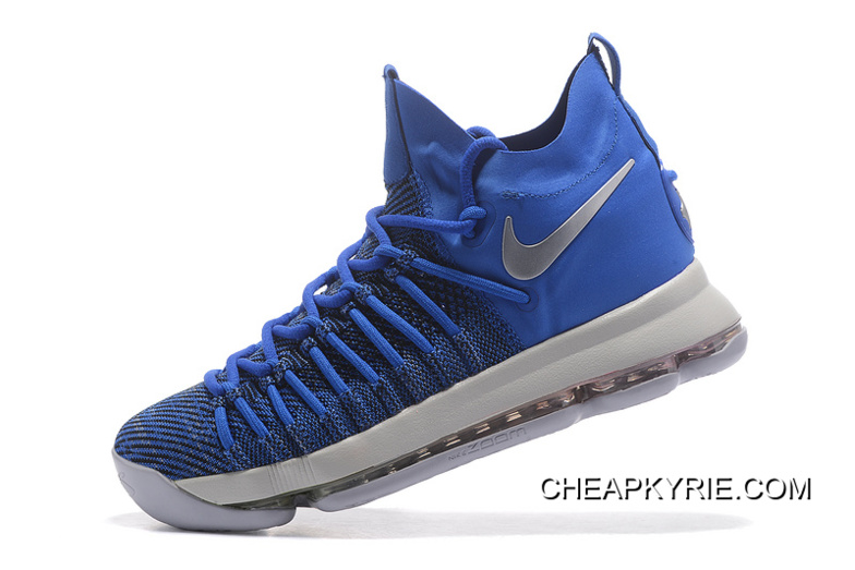competitive price e0df8 797ac Nike Zoom KD 9 Elite Game Royal Silver Online