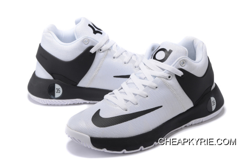 "cheap for discount 7a815 db71d Nike KD Trey 5 IV ""Team"" White Black Authentic"