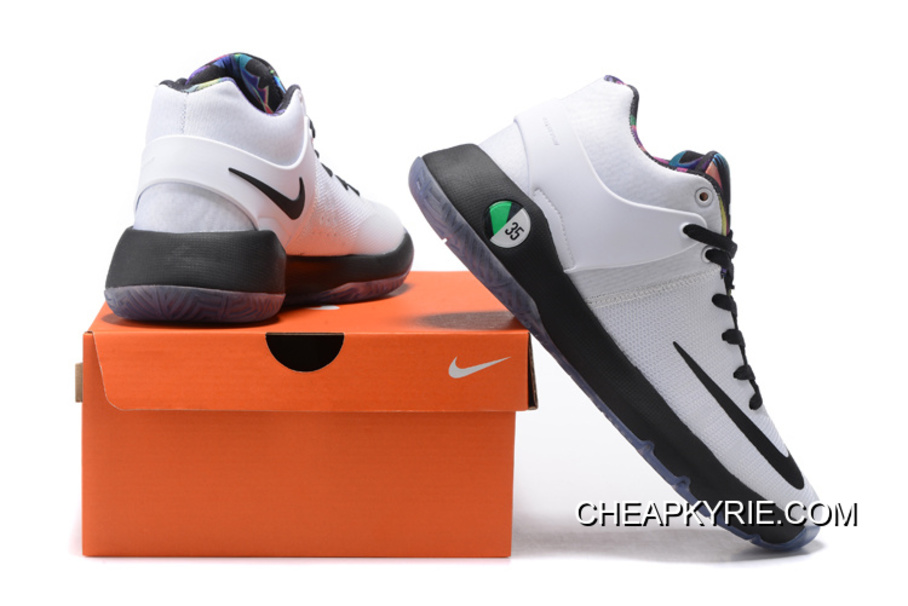 79ea3fc3b383a Nike KD Trey 5 IV White Black Total Orange Multi-Color Online