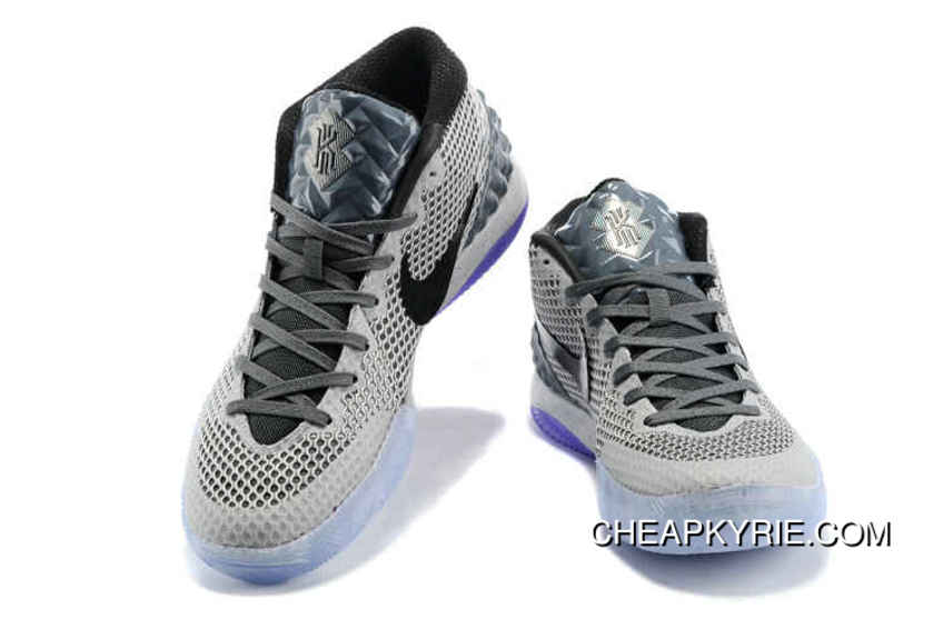 quite nice 01558 f80bb Nike Kyrie 1 Basketball Shoes All Star Dark Grey Multi-Color Discount