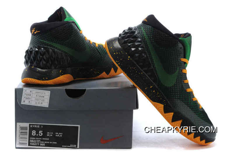 09fb4ccc2f3c ... promo code authentic nike kyrie 1 shoes black pine green yellow best  9cc95 89e4d