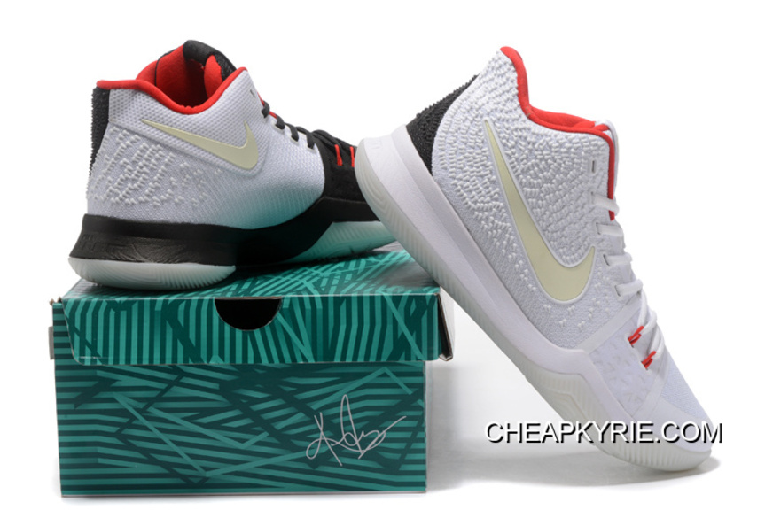 """the best attitude 58013 02dab Glow In The Dark Nike Kyrie 3 """"Yeezy Asia Tour""""On Sale New Style"""