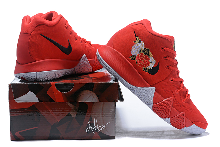 "new product 9692a 24b13 Latest Fireworks Nike Kyrie 4 ""CNY"" Chinese New Year"