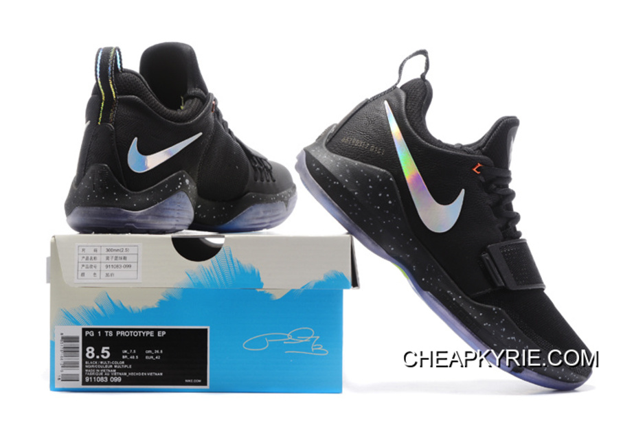 ee7f86458597 ... basketball white black shoes 94cbc 90472  hot nike zoom pg 1 shining  new release 7c72d 9e615